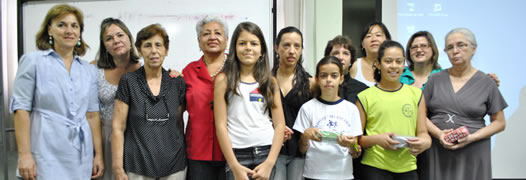 """""""O Planeta Pede Socorro"""" – Peça é encenada para estudantes da rede pública de Bebedouro. (Foto: Divulgação/Coopercitrus)"""