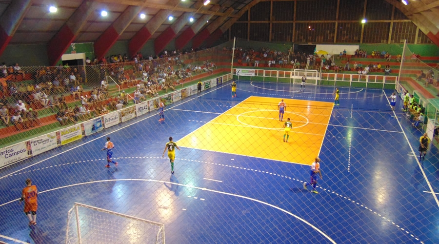 75d7665e1d Bebedouro estreia com vitória na Taça EPTV de Futsal